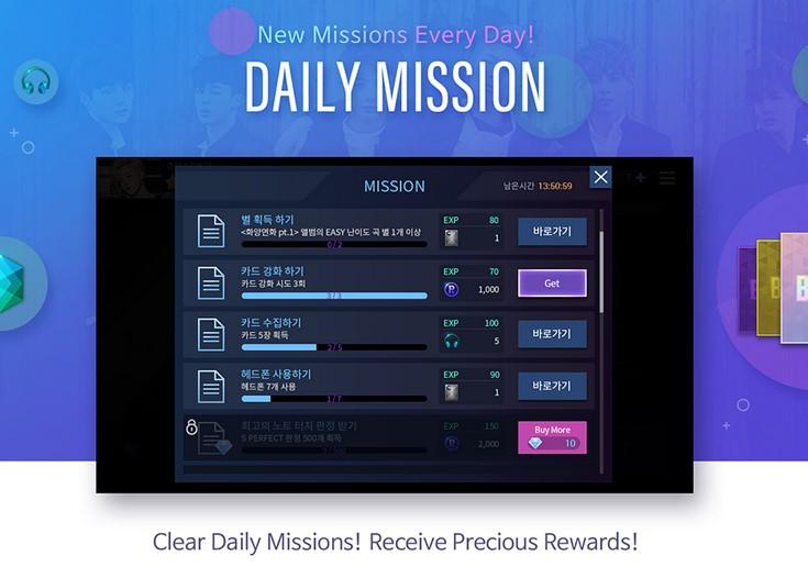 Super Star BTS APK Hack Android IOS Mod Infinite Diamonds